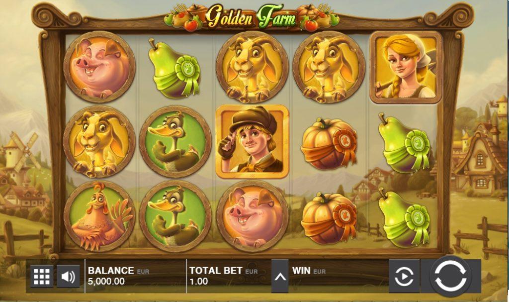 Ігровий автомат Golden Farm
