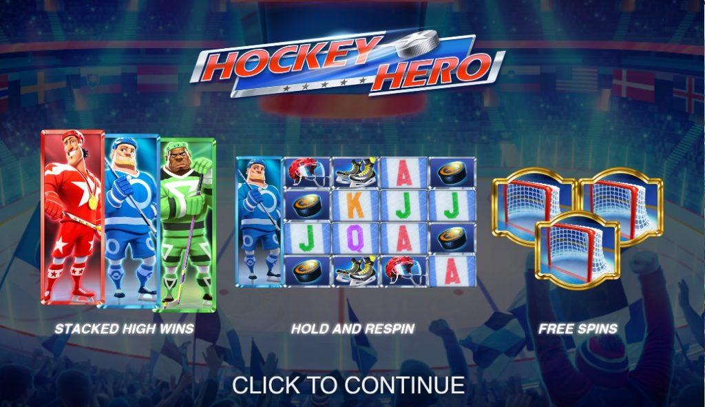 Ігровий автомат Hockey Hero