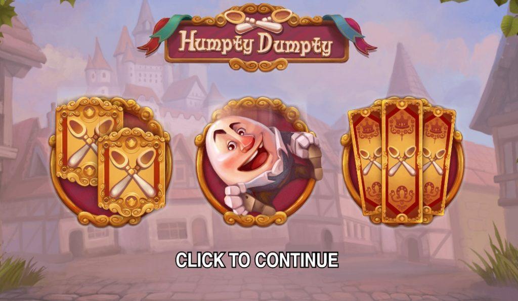 Ігровий автомат Humpty Dumpty (Дурниця)