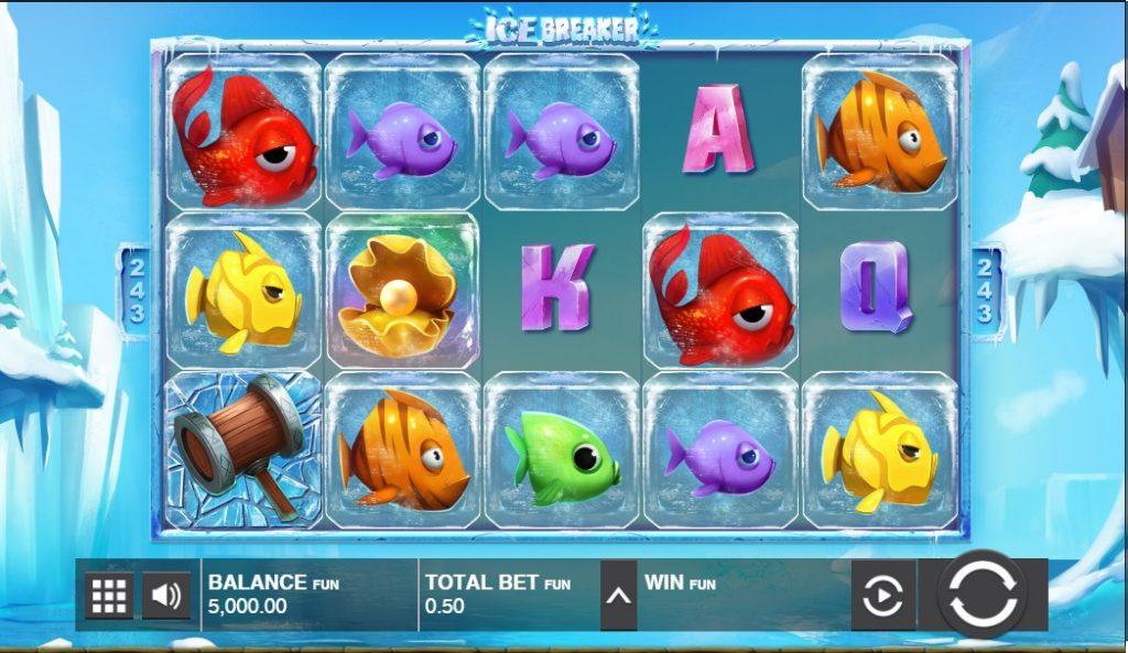 Ігровий автомат Ice Breaker