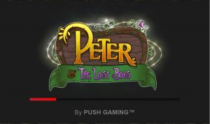PETER AND THE LOST BOYS